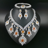 Hot Sale Women Party Jewelry Set