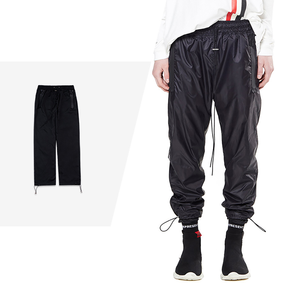Mens baggy sweatpants cargo pants for men custom printing track pants фото