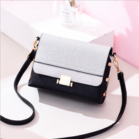 2019 New Leather Handbag Pu Cross Body Shoulder women Bag With Magnetic Closure