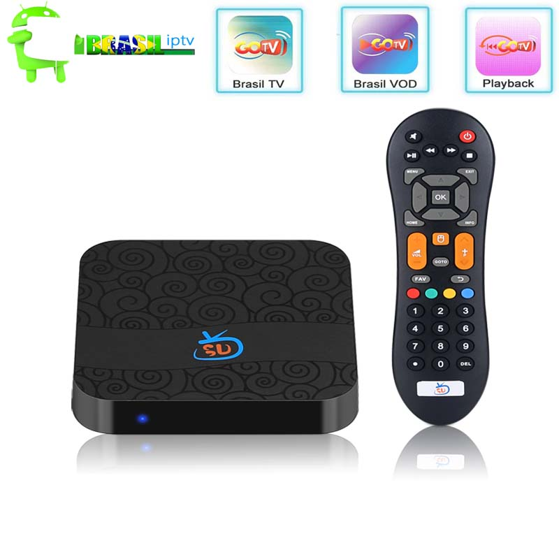 Hot smart 2years free with Live + Netflix + playback apk S905X brasil latino iptv adult channels digital Android IPTV TV BOX фото