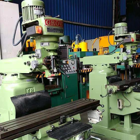milling drilling machine used taiwan milling machine