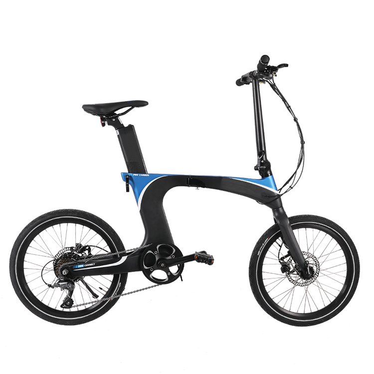 20 Inch tyre <strong>carbon</strong> ebike e-bike electric bicycle bike <strong>frame</strong>