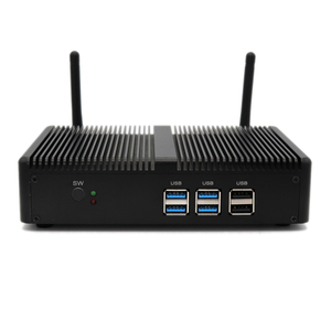 7th Gen Cheap small computers Core i3 i5 14nm Dual Core mini gaming pc Support Wake-On-LAN all in one pc for HTPC