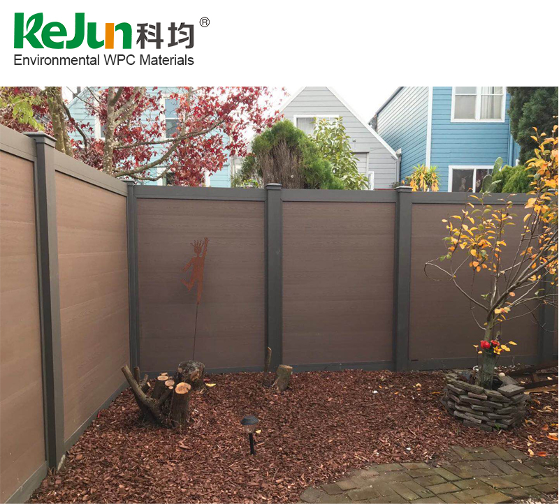 Factory Directly Wholesale Good Quality Wpc Composite Fence Panelswpc Wooden Fence Panels Buy Wpc Wooden Fence Panelswood Fence Panels