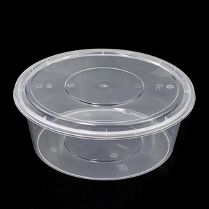 Best selling products wholesale bento boxes food grade plastics Plastic PP lunch box-3000ML