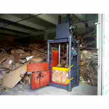 Hot Sale Hydraulic Cardboard Baling Press Machine/High Quality automatic baling press maker price