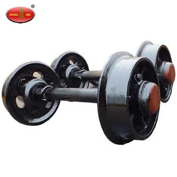 Locomotive Wagon Wheel Set/ Train Steel Wheel For Sale - Buy Train Steel  Wheel,Wheel Set,Mine Car Wheels For Sale Product on Alibaba com