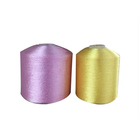 Eco-Friendly polyester fdy Polypropylene 300-3000D bright dope dyed filament yarn