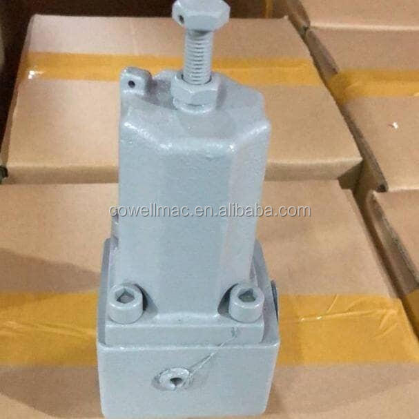 lpg gas pump flow control by pass valve B166