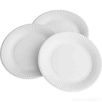 7 inch Biodegradable Disposable Sugarcane Bagasse Paper Plate/Compostable Dinner tray