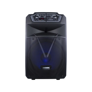 Temeisheng 15 inch pa active home theater blue tooth speaker outdoor system