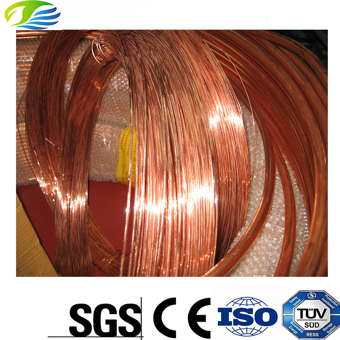 Factory Direct C11000 Ultra Thin Insulated Copper Stranded Wire for Electric Machine