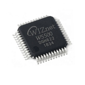 Ethernet IC Electronic Components W5500 QFP with High Quality