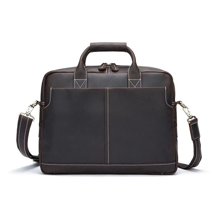 Образец принят офис для мужчин кожаный портфель сумка Название брендовая  Дизайнерская обувь сумки оптом Турция 44edc7d103a