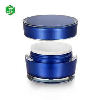 Factory Selling Directly plastic acrylic cosmetic jar, 50 ml acrylic cosmetic jar