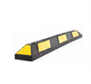 Traffic Equipment Factory Price Rubber Parking Curb for parking lot