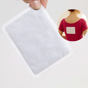Body warmer sticker back pain lower relief hot pack