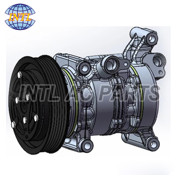 air ac conditioning compressor For Mazda 3 1.3 1.6 6pk H12A1AG4DY  H12-A1A-G4DY BP4K-61-K00