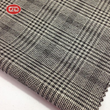 1895 Black White Checked School Uniform Plaid School Uniform Fabric