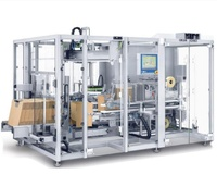Full Automatic Carton case Packer