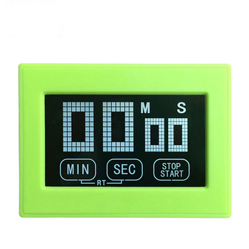 KH-TM032 KING HEIGHT Hot Popular Vibrating Digital Interval 2 Hour Kitchen Timer