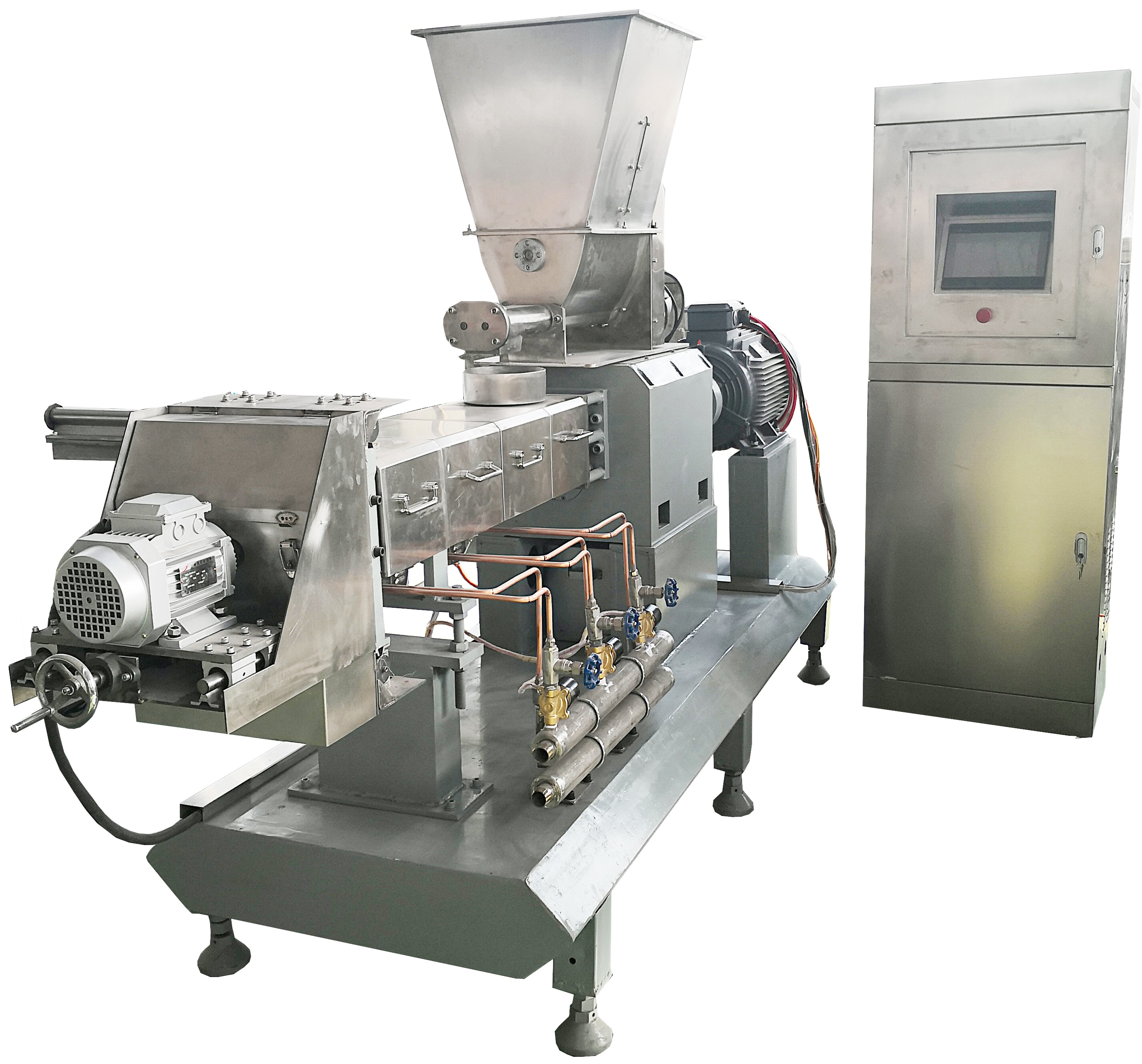 Puff Snacks Food Extruder Corn Snack Whole Line Baby Machinery - Buy Puff  Snacks Food Extruder,Puff Snacks Food Extruder/corn Snack Whole  Line,500kg/h