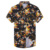 wholesale western style plus size old man digital print man shirt design type