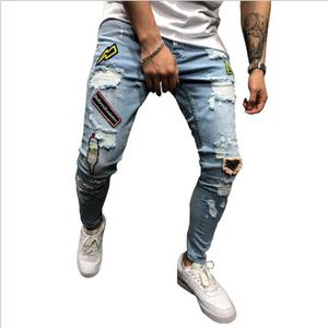 2019 custom men new look skinny jeans stylish jeans men