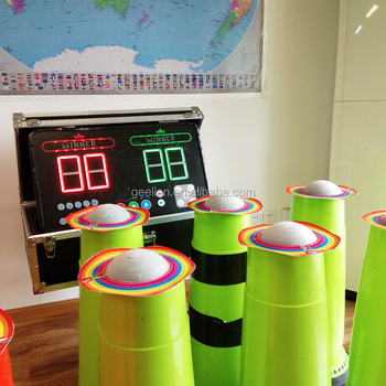 New Hot sale IPS game Inflatable Interactive Play System Table for Kids and Adults