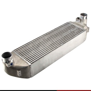 High Quality FMIC Front Mount Intercooler For Ford Focus RS Silver 2016-2018