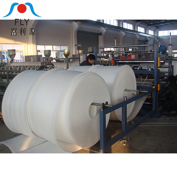 FLY-1400 EPE Foam Sheet Bonding Doubling Machine