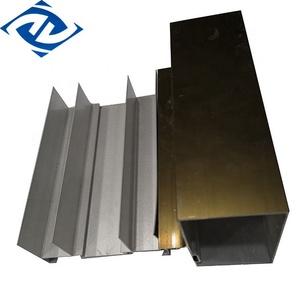 China 6063 t5 Aluminum Extrusion Profile Custom Alu