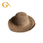 Wholesale Women's Beach Straw Panama Hat