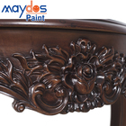 Maydos Polyurethane furniture wood paint clear satin varnish