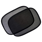 Car Window Shade Cling Sunshade for Car Windows Baby Side Window Car Sun Shades- 2pk
