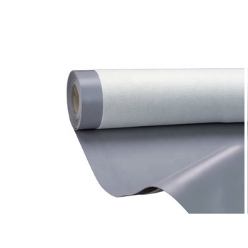 Pvc Waterproof Membrane For Flat Roof Pvc Roofing