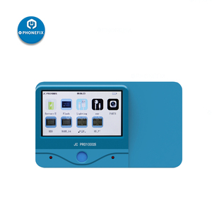 PHONEFIX JC Pro1000S Multi-Function NAND Programmer 32/64 Bit Hard Disk  NAND Read Write Repair Tool For iPhone i-Pad Air Mini