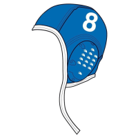 Hot Sell Water Polo Swimming Cap, Products Individual Water Polo Cap With Numbers