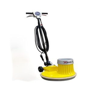 Multifunctional small tile and stone floor cleaning machine