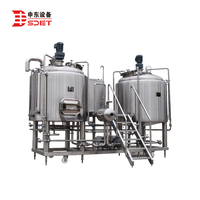 300l 500l 1000l 2000l 3000l commercial draught beer brewing machine micro brewery for sale