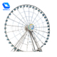 Attraction park rides CE approval theme park games ferris wheel for sale