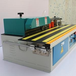 Wood edge banding machine woodworking machinery double side trimming machine