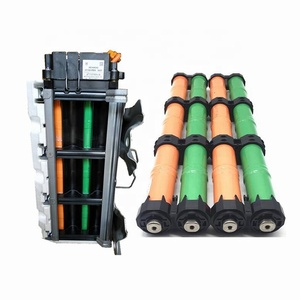 14.4v new auto cell ni-mh 6500mah car battery pack for honda civic 2008 hybrid battery ima replacement hybrid car battery