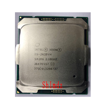Spot Intel Xeon E5-2620 V4 Official Version CPU 2.1G 8 Core 16 Threads 2630