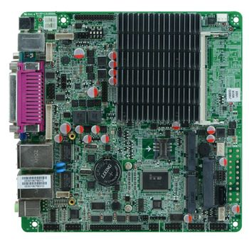 Tardetech ITX-317-DC  Embedded motherboard  POS equipment  Medical register