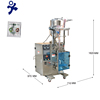 P56 OXS-160L automatic low price pepper aaste sachet packing machine,sambal tumis packaging machinery