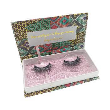 ae7fbbc62de 2019 Custom Private Label mink eyelashes vendor, Free sample wholesale Best  Premium 100% 3D