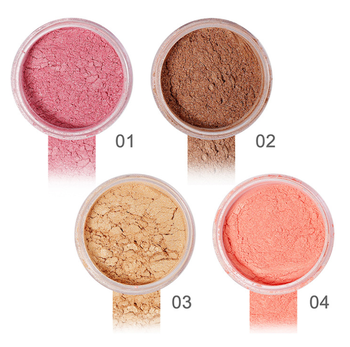 2019 Most popular loose eyeshadow pigments shimmer eyeshadow private label wholesale makeup