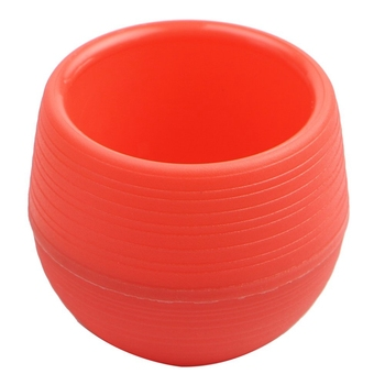 PP Mini colorful flower pot wholesale