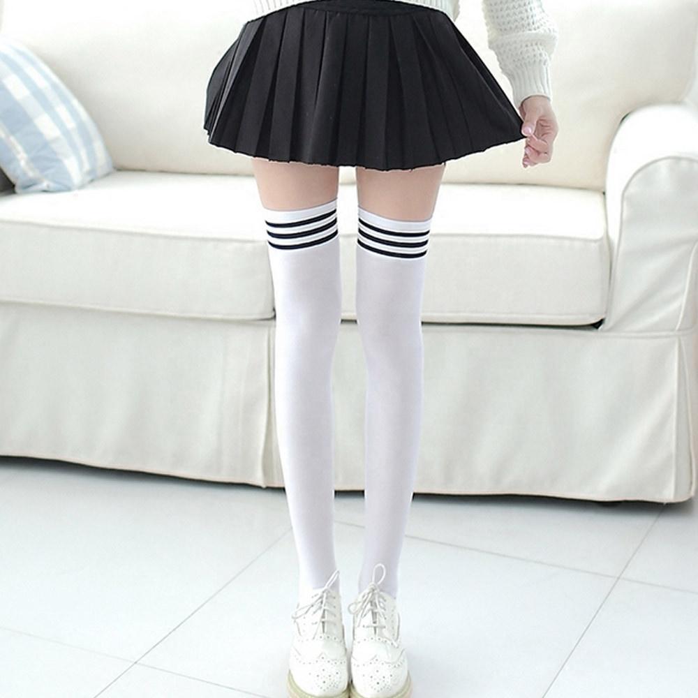 Girls knee socks — pic 13